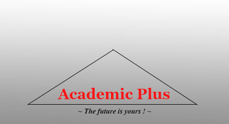 academic plus logo